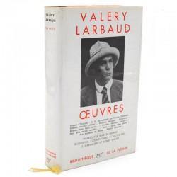 ABAO La Pléiade Larbaud (Valery) - Œuvres.