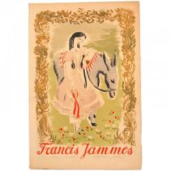 ABAO Livres illustrés Jammes (Francis) - Poèmes choisis. Illustrations de Guily Joffrin.
