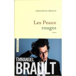 ABAO Romans Brault (Emmanuel) - Les Peaux rouges.