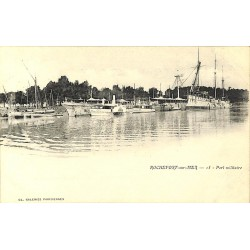 ABAO 17 - Charente-Maritime [17] Rochefort-sur-Mer - Port militaire.