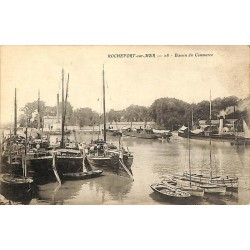 ABAO 17 - Charente-Maritime [17] Rochefort-sur-Mer - Bassin du Commerce.