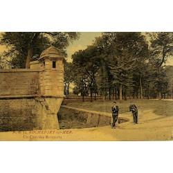ABAO 17 - Charente-Maritime [17] Rochefort-sur-Mer - Un Coin des Remparts.