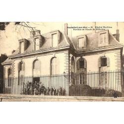 ABAO 17 - Charente-Maritime [17] Rochefort-sur-Mer - Hôpital maritime. Pavillon de l'école de médecine.