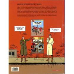 ABAO Bandes dessinées Les Aventures de Philip et Francis 03