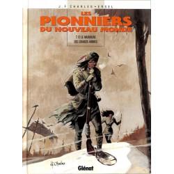 ABAO Bandes dessinées Les pionniers du Nouveau Monde 12