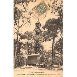 ABAO 17 - Charente-Maritime [17] Île d'Oléron - St-Trojan. Observatoire e la Marine dans la Forêt.