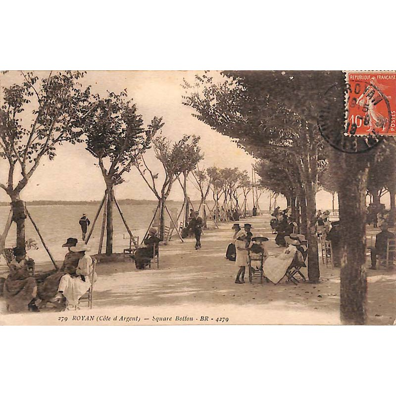 ABAO 17 - Charente-Maritime [17] Royan - Square Botton.