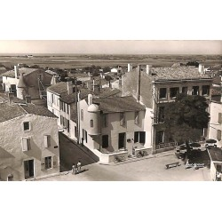 ABAO 17 - Charente-Maritime [17] Ars-en-Ré - Poste et place Carnot.