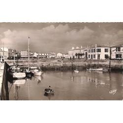 ABAO 17 - Charente-Maritime [17] Île de Ré - St-Martin. Le Port.