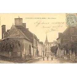 ABAO 72 - Sarthe [72] Parigné-L'Evêque - Rue d'Enfer.