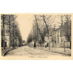 ABAO 72 - Sarthe [72] Le Mans - Avenue de Paris.