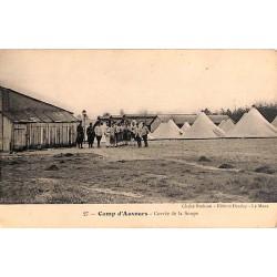 ABAO 72 - Sarthe [72] Camp d'Auvours - Corvée de la Soupe.