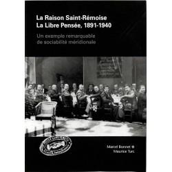 ABAO Franc-Maçonnerie Turc (Maurice) & Bonnet (Marcel) - La Raison Saint-Rémoise.
