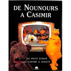 ABAO Jeux et jouets Moreau (Agnès) - De Nounours à Casimir.