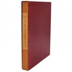 ABAO Curiosa Dorat (Charles-Joseph) - Les Baisers. Illustrations d'Umberto Brunelleschi.