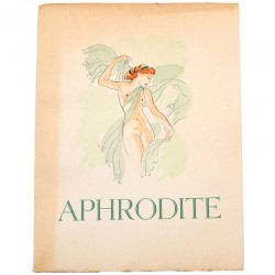 ABAO Curiosa Louÿs (Pierre) - Aphrodite. Illustrations de Renée Ringel.