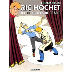 ABAO Bandes dessinées Ric Hochet 73
