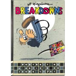 ABAO Bandes dessinées Breakdowns - Portrait de l'artiste en jeune %@~*!