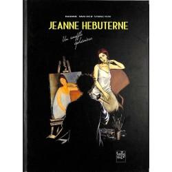 ABAO Bandes dessinées Jeanne Hébuterne, un souffle éphémère.