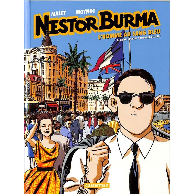 ABAO Bandes dessinées Nestor Burma 12