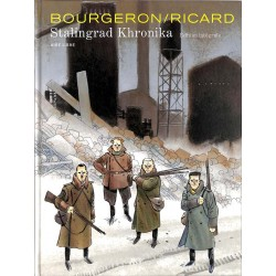 ABAO Bandes dessinées Stalingrad Khronika intégrale