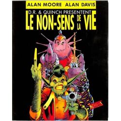 ABAO Bandes dessinées D.R. & Quinch présentent Le non-sens de la vie