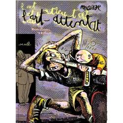 ABAO Bandes dessinées L'Art attentat + supplément.
