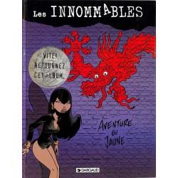 ABAO Bandes dessinées Les Innommables (Premières maquettes) 05