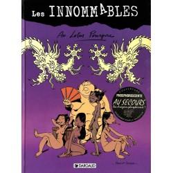ABAO Bandes dessinées Les Innommables (Premières maquettes) 03