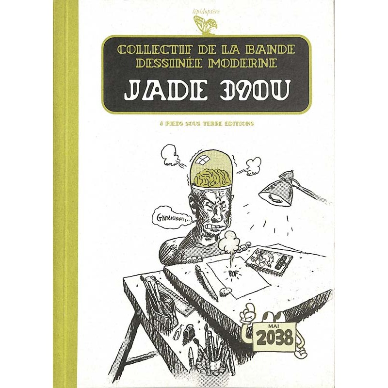 ABAO Bandes dessinées Jade 390U
