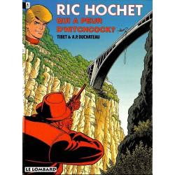 Bandes dessinées Ric Hochet 55