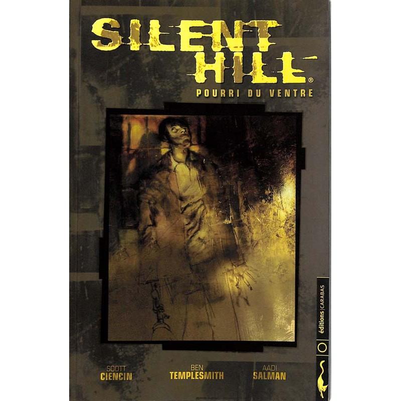 ABAO Bandes dessinées Silent Hill : Pourri du ventre