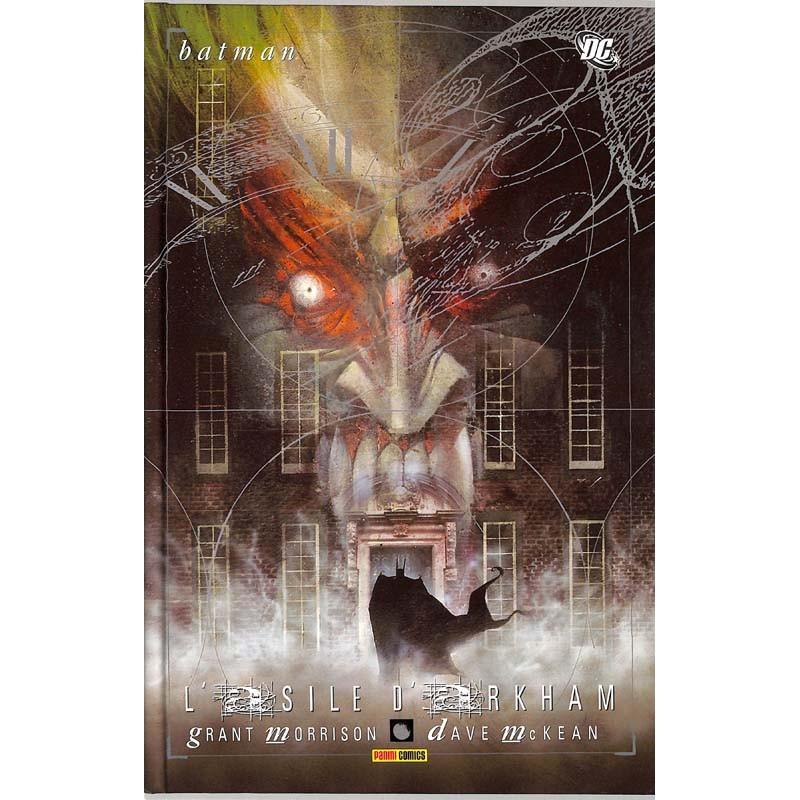 ABAO Bandes dessinées Batman : L'Asile d'Arkham