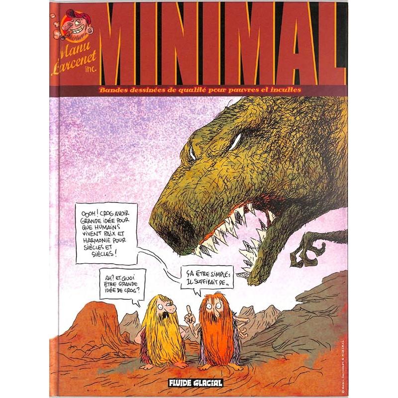 ABAO Bandes dessinées Minimal, bandes dessinées de qualité pour pauvres et incultes