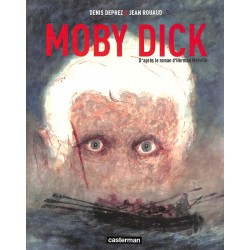 ABAO Bandes dessinées Moby Dick
