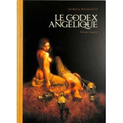 ABAO Bandes dessinées Le Codex angélique Intégrale TL 135 ex. + Tiré à part signé.