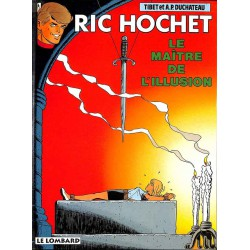 ABAO Bandes dessinées Ric Hochet 52