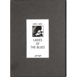 ABAO Bandes dessinées Joos (Louis) - Ladies of the blues. Coffret TL num. & s.