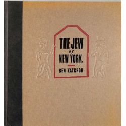 ABAO Bandes dessinées The Jew of New York