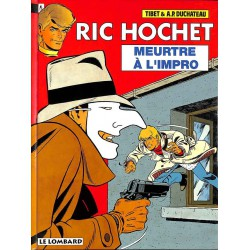 ABAO Bandes dessinées Ric Hochet 53