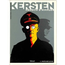 ABAO Bandes dessinées Kersten, médecin d'Himmler 01