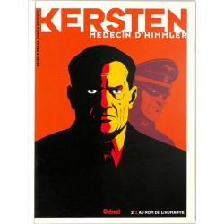ABAO Bandes dessinées Kersten, médecin d'Himmler 02