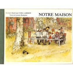 ABAO Enfantina Rudström (Lennart) - Notre maison. Illustrations de Carl Larsson.