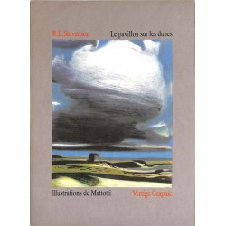 ABAO Livres illustrés Stevenson (Rbert Louis) - Le Pavillon des dunes. Illustrations de Lorenzo Mattotti.