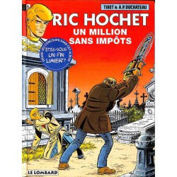 ABAO Bandes dessinées Ric Hochet 56