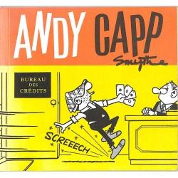 ABAO Bandes dessinées Andy Capp - Bureau des crédits