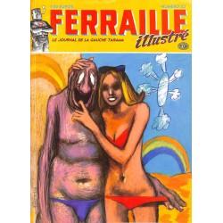 ABAO Bandes dessinées Ferraille illustré 23.