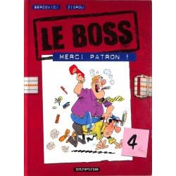 ABAO Bandes dessinées Le Boss 04