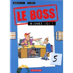 ABAO Bandes dessinées Le Boss 05