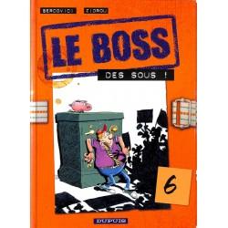 ABAO Bandes dessinées Le Boss 06